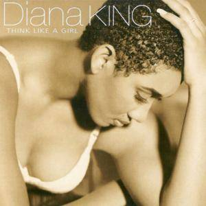 Cover - Diana King: Think Like A Girl