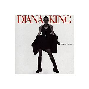 Cover - Diana King: Tougher Than Love