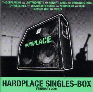 Hardplace Singles-Box February 2004 - Cover