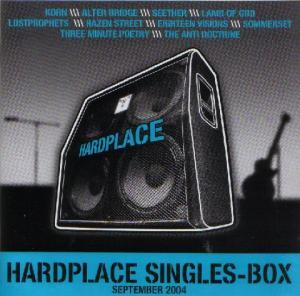 Hardplace Singles-Box September 2004 - Cover