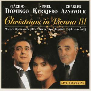 Christmas In Vienna III - Cover