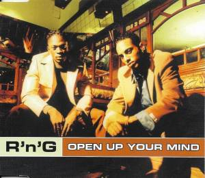 Cover - R'n'G: Open Up Your Mind