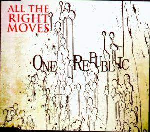 Cover - OneRepublic: All The Right Moves