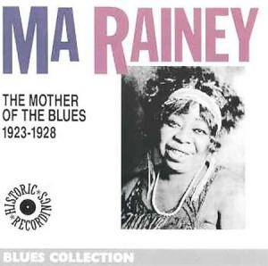 Cover - Ma Rainey: Mother Of The Blues 1923-1928, The
