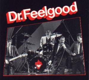 Dr. Feelgood: Mad Man Blues - Cover