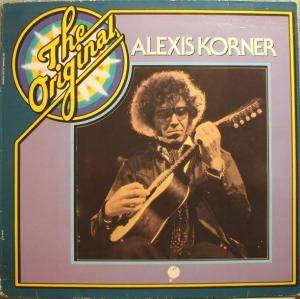 Alexis Korner's All Stars: Blues Incorporated - Cover