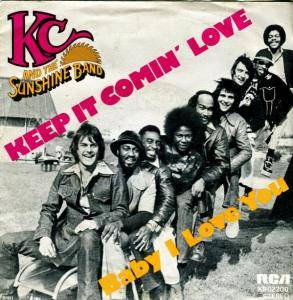 KC And The Sunshine Band: Keep It Comin' Love - Cover
