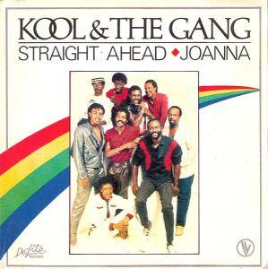 Kool & The Gang: Straight Ahead - Cover