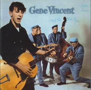 Cover - Gene Vincent & His Blue Caps: Gene Vincent And The Blue Caps