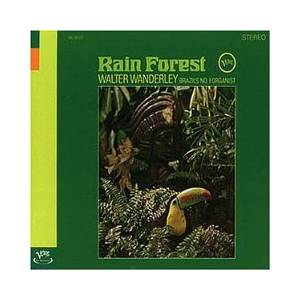Cover - Walter Wanderley: Rain Forest