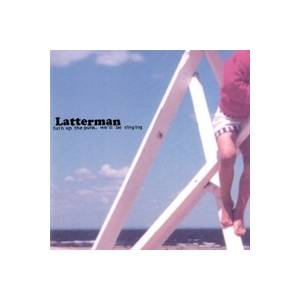 Latterman: Turn Up The Punk, We'll Be Singing - Cover