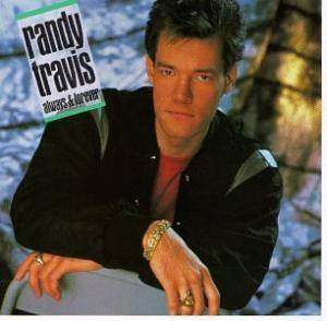 Randy Travis: Always & Forever - Cover