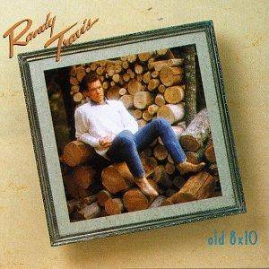 Randy Travis: Old 8x10 - Cover