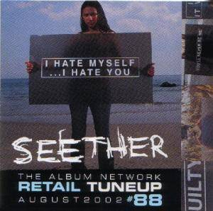 Cover - Slum Village: Album Network 088 - Retail TuneUp #88