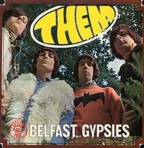 Them: Belfast Gypsies - Cover