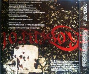 Rammstein: Rosenrot (Promo-Single-CD) - Bild 4