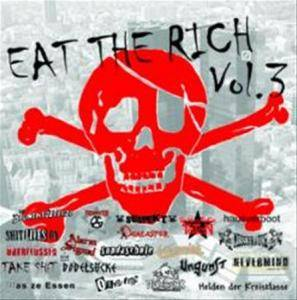 Cover - Shit Lives On: Eat The Rich Vol. 3
