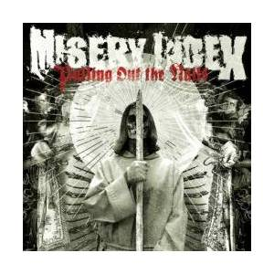 Misery Index: Pulling Out The Nails - Cover