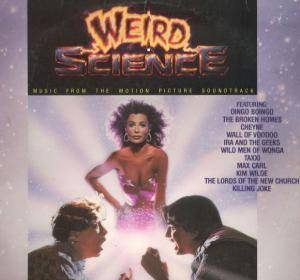 Cover - Max Carl: Weird Science - Music From The Motion Picture Soundtrack