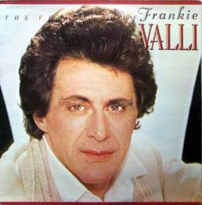 Frankie Valli: Very Best Of Frankie Valli, The - Cover