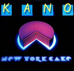 Cover - Kano: New York Cake