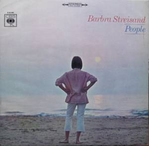 Cover - Barbra Streisand: People