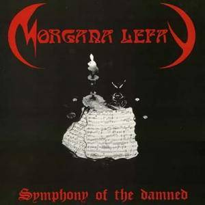 Cover - Morgana Lefay: Symphony Of The Damned
