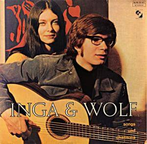 Cover - Inga & Wolf: Songs Und Chansons