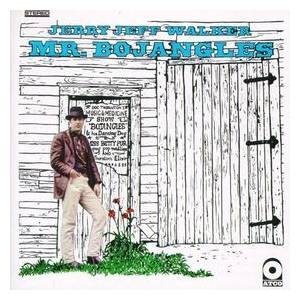 Cover - Jerry Jeff Walker: Mr. Bojangles