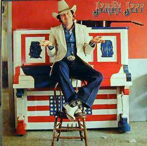 Cover - Jerry Jeff Walker: Jerry Jeff