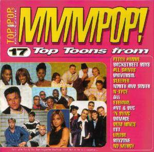 Cover - Deni Hines: Top Of The Pops - MMMPOP! (Yearbook 1998)