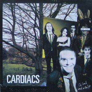 Cover - Cardiacs: On Land And In The Sea