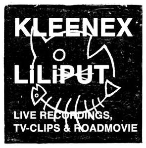 Cover - LiLiPUT: Live Recordings, TV-Clips & Roadmovie