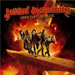 Kissin' Dynamite: Addicted To Metal (CD) - Bild 1