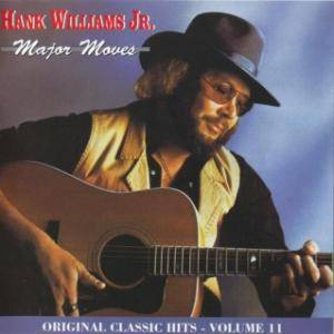 Cover - Hank Williams Jr.: Major Moves
