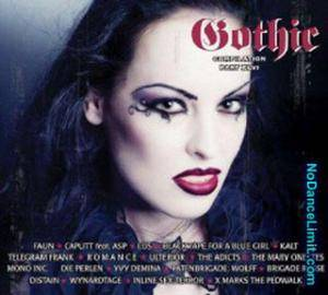Gothic Compilation Part XLVI - Cover