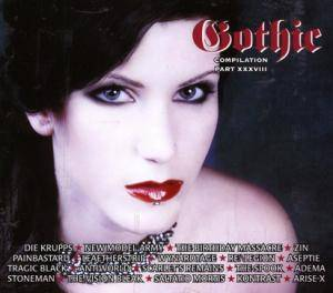 Cover - Sinamore: Gothic Compilation Part XXXVIII