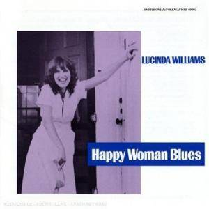 Lucinda Williams: Happy Woman Blues - Cover