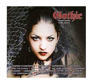 Cover - Mindcrime: Gothic Compilation Part XXXIII