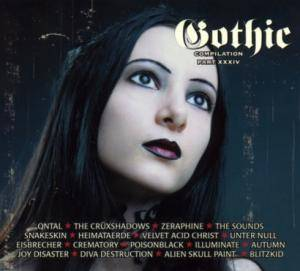 Gothic Compilation Part XXXIV - Cover