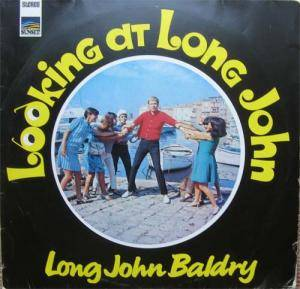 Cover - Long John Baldry: Looking At Long John