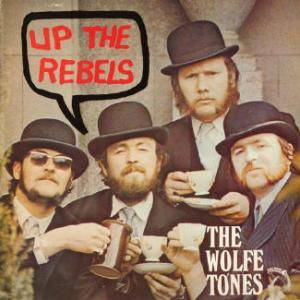 Cover - Wolfe Tones: Up The Rebels