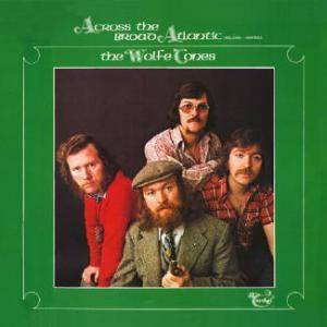 Cover - Wolfe Tones: Across The Broad Atlantic