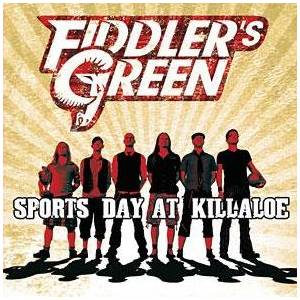 Cover - Fiddler's Green: Sports Day At Killaloe