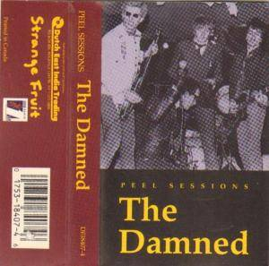 The Damned: Peel Sessions - Cover