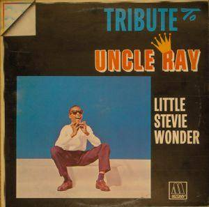 Cover - Little Stevie Wonder: Tribute To Uncle Ray