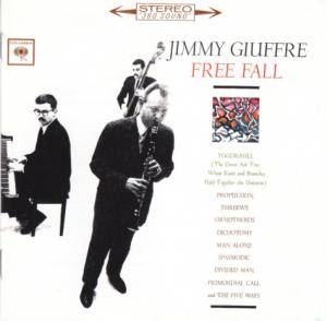 Cover - Jimmy Giuffre: Free Fall
