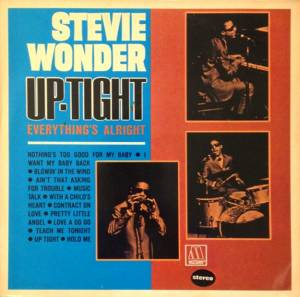 Cover - Stevie Wonder: Uptight (Everything's Alright)