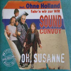 Cover - Soundconvoy: Oh, Susanne