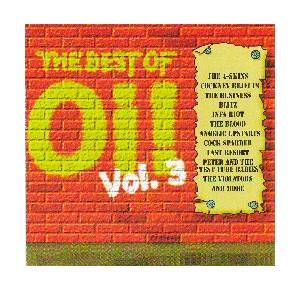 Cover - Violators: Best Of Oi! Volume 3, The